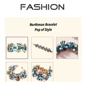 Handcrafted Northman Bracelet